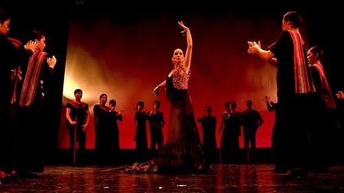 In Nomine Matris is an artistic landmark, melding Spanish Flamenco and Philippine folk dances