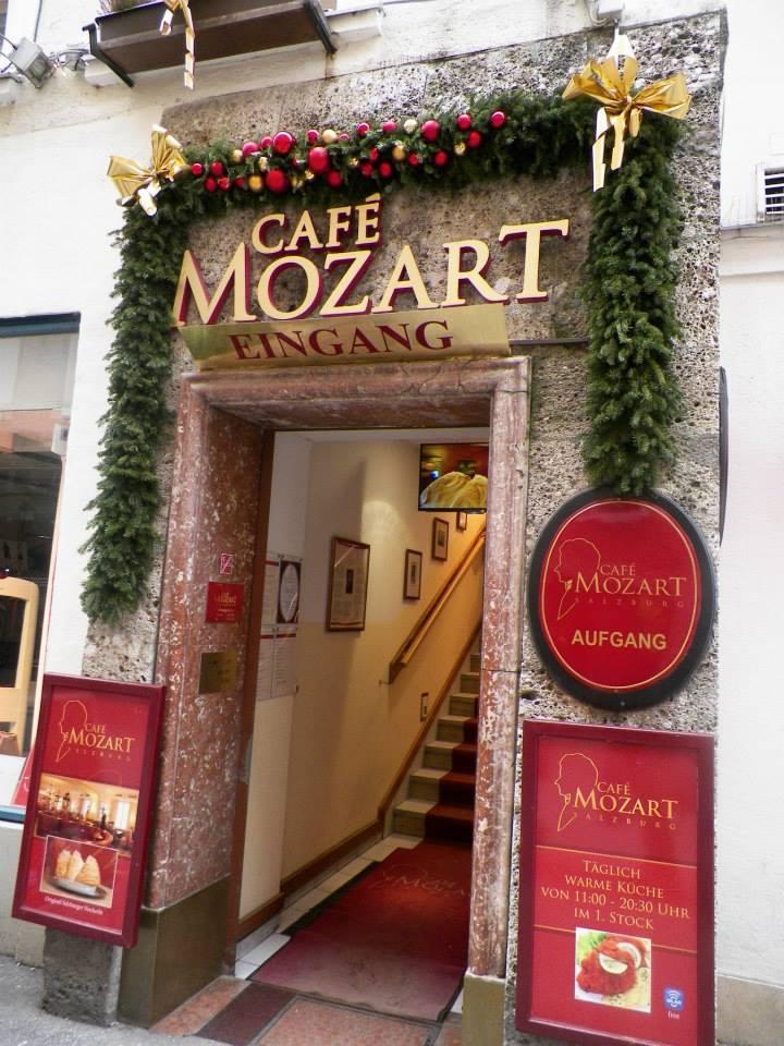 Cafe Mozart