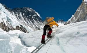 I have Mount Everest moments.