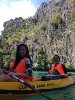 kayakingelnido
