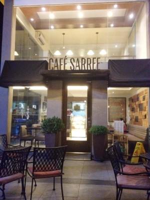 Cafe Sarree is located on Block 9 , Bldg. A Escario Central , N. Escario St. Cebu City, Philippines +63 32 254 5992
