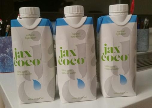 Refreshing and healthy. Get JAX COCO water now.  www.jaxcoco.com/hk/en/